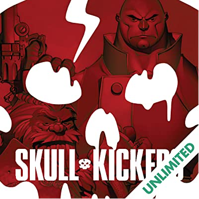Skullkickers: 1000 Opas and a Dead Body