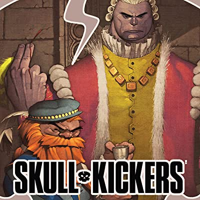 Skullkickers: Five Funerals & a Bucket of Blood
