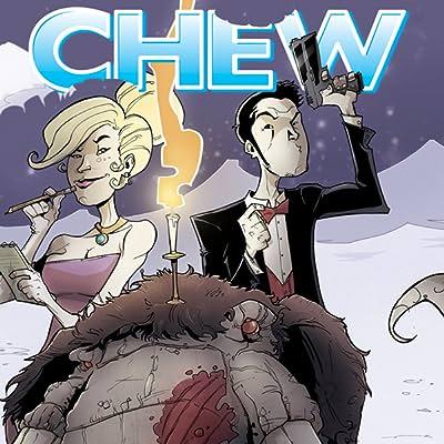 Chew: Just Desserts
