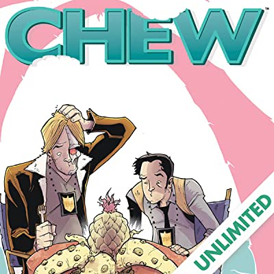 Chew: International Flavor