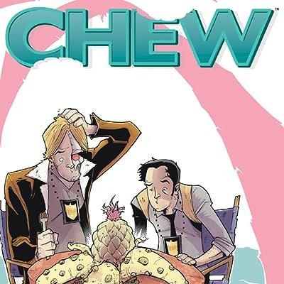 Chew: International Flavor