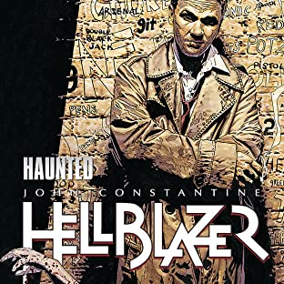 Hellblazer: Haunted