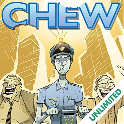 Chew: Major League Chew