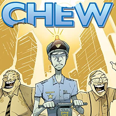 Chew: Major League Chew