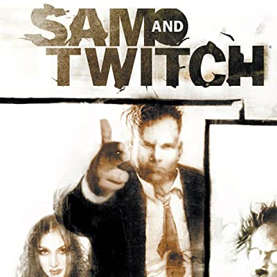 Sam & Twitch: Bounty Hunter Wars