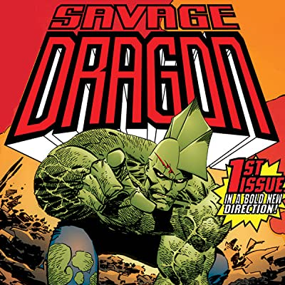 Savage Dragon: This Savage World