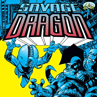 Savage Dragon: Vicious Circle Rising