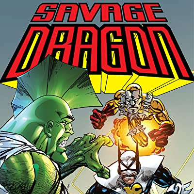 Savage Dragon: Emperor Dragon