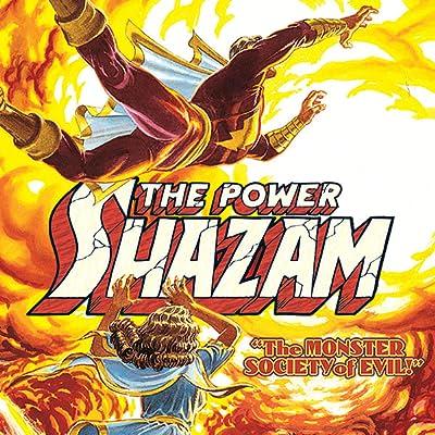 Shazam: The Monster Society of Evil