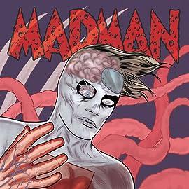 Madman Atomic: Madman in Space!