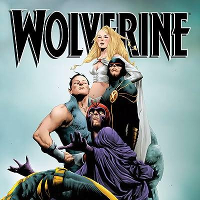 Wolverine: Wolverine vs the X-Men