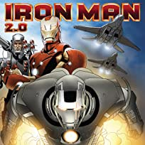 Iron Man 2.0 Vol. 2: Aysmmetry