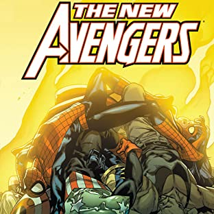New Avengers Vol. 12: Powerloss