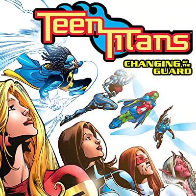 Teen Titans: Changing of the Guard