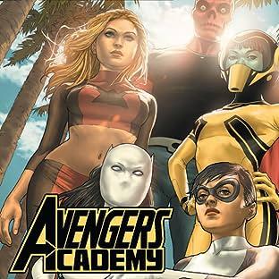 Avengers Academy: Second Semester