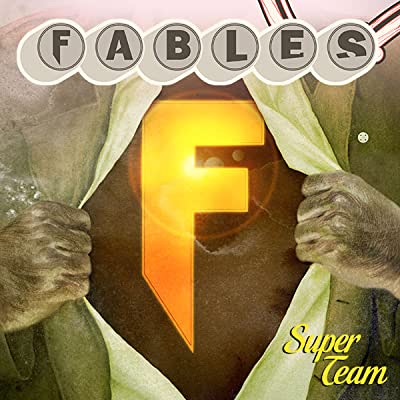 Fables: Super Team