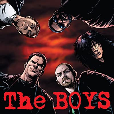 The Boys: Over the Hill with the Swords of a Thousand Men
