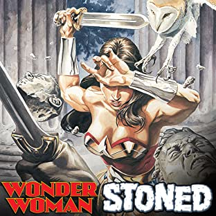 Wonder Woman: Stoned