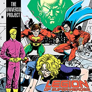 Legion of Super-Heroes: The Universo Project