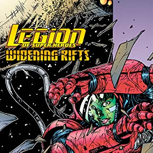 Legion of Super-Heroes: Widening Rifts