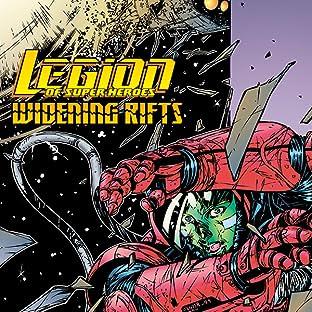 Legion of Super-Heroes: Widening Rifts