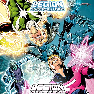 Legion of Super-Heroes: Legion of Super-Villains