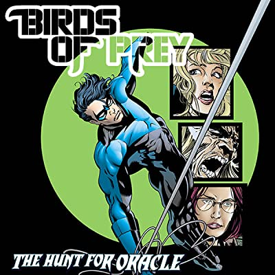 Birds of Prey: Hunt for Oracle
