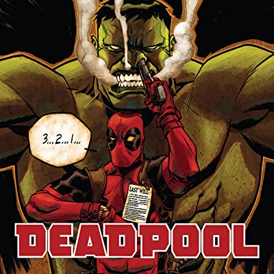 Deadpool Vol. 8: Operation Annihilation
