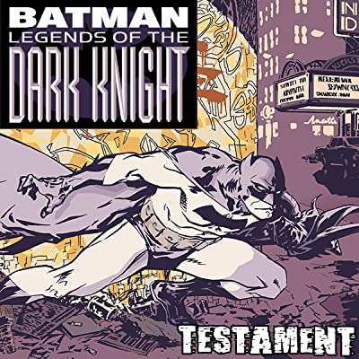Batman: Testament
