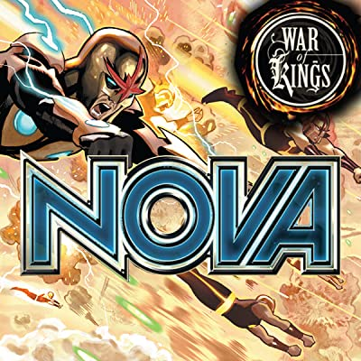 Nova Vol. 5: War of Kings