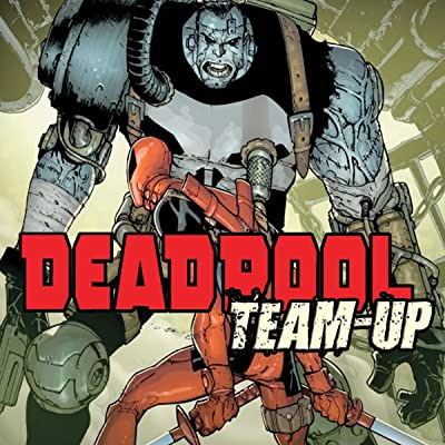 Deadpool Team-Up Vol.1: Good Buddies