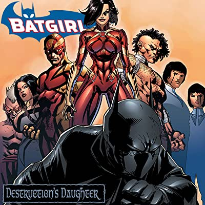 Batgirl: Destruction's Daughter