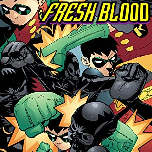 Robin/Batgirl: Fresh Blood