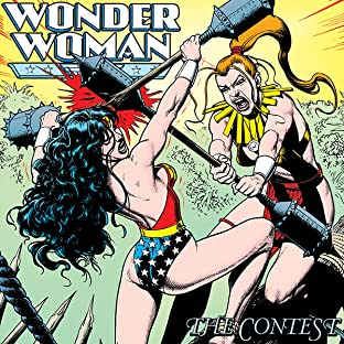 Wonder Woman: The Contest