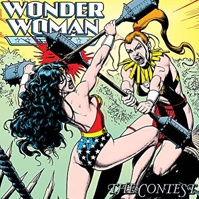 Wonder Woman: The Contest