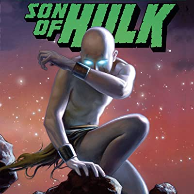 Hulk: Son of Hulk - Dark Son Rising