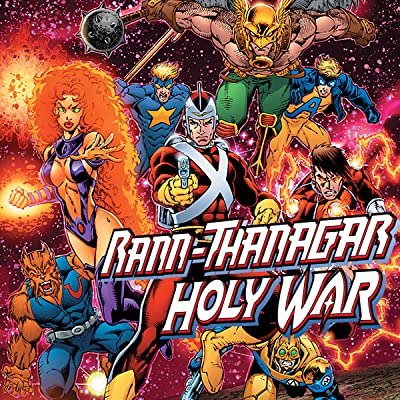DC Universe: Rann-Thanagar Holy War