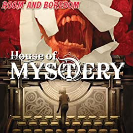 House of Mystery: Room and Boredom