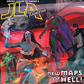 JLA: New Maps of Hell