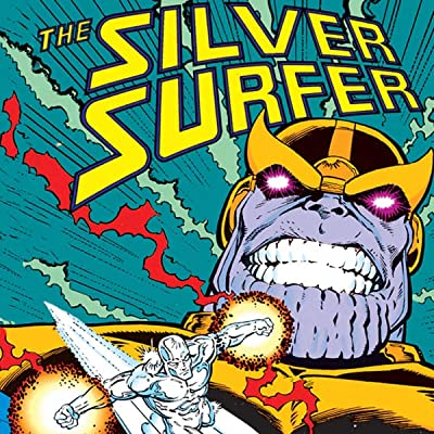 Silver Surfer: Thanos Quest