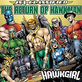 JSA: Hawkman Returns