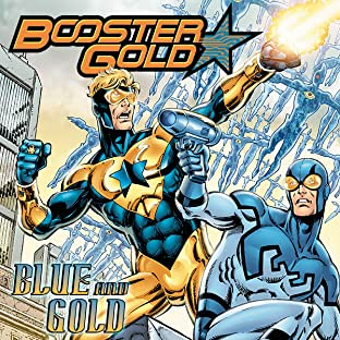 Booster Gold: Blue and Gold