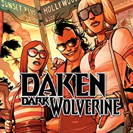 Daken: Dark Wolverine - Big Break
