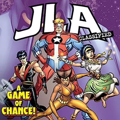 JLA: A Game of Chance