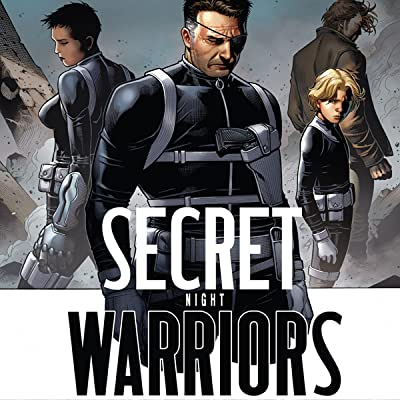 Secret Warriors Vol.5: Night