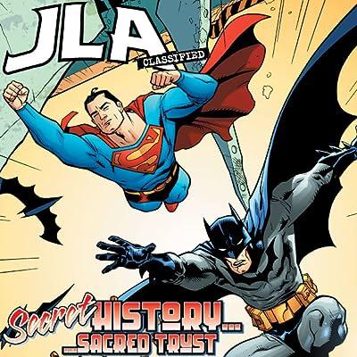 JLA: Secret History, Sacred Trust