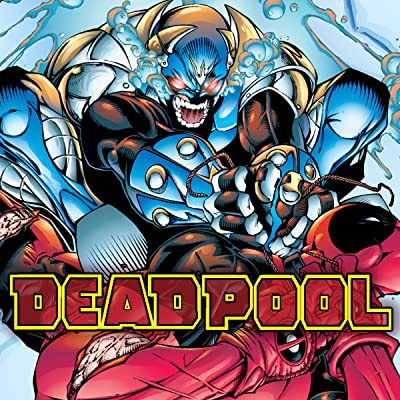 Deadpool Classic Vol.4