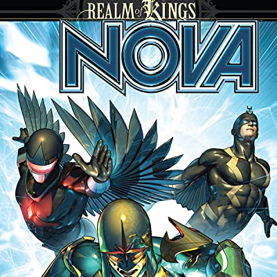 Nova Vol. 6: Realm of Kings