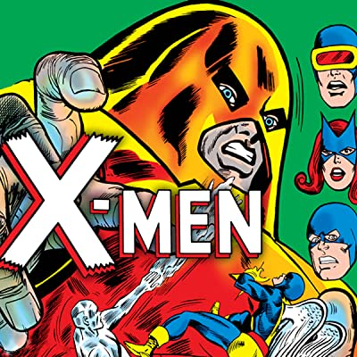 X-Men Masterworks Vol.4