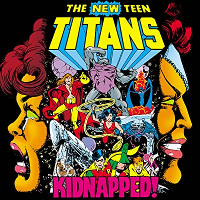 Teen Titans: Kidnapped